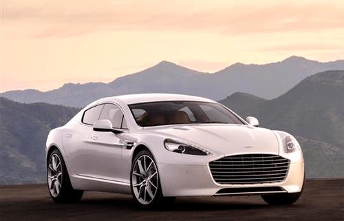 Aston Martin Rapide European Sales Figures - Aston martin rapide for sale