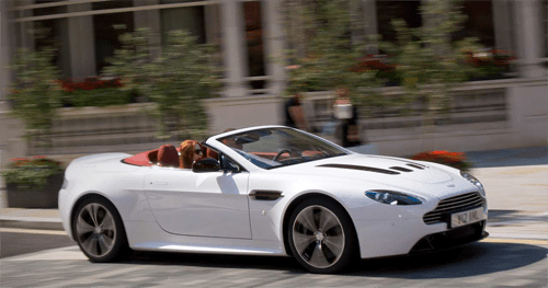 Aston Martin VV Vantage European Sales Figures - Aston martin v8 for sale