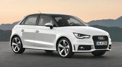 Audi A1 European sales figures