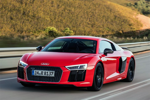 Auto Sales Data Today: Audi R8 European Sales Figures