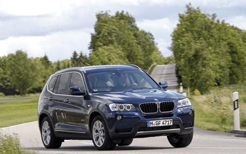 BMW-X3-auto-sales-statistics-Europe