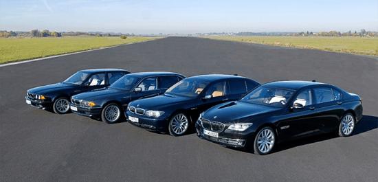 BMW_7_series-generations-auto-sales-statistics-Europe