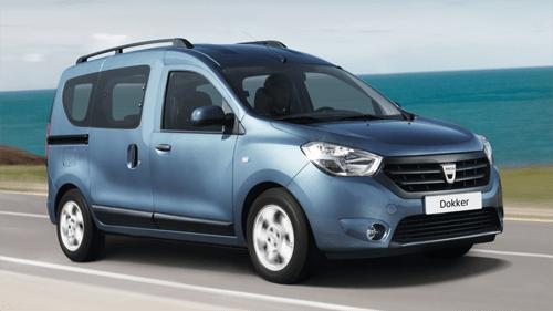Dacia-Dokker-auto-sales-statistics-Europe