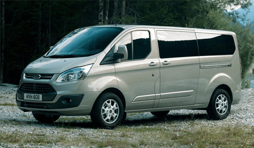 ford tourneo custom 2014