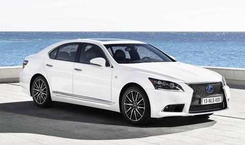 Lexus-LS-auto-sales-statistics-Europe