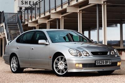 Lexus_GS-1997-auto-sales-statistics-Europe