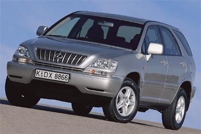 Lexus_RX300-1999-auto-sales-statistics-Europe
