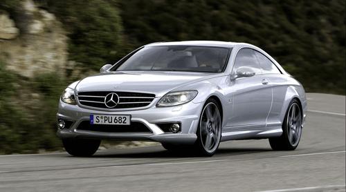 Mercedes-Benz-CL-auto-sales-statistics-Europe