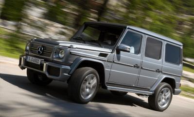 Mercedes-Benz-G-Class-auto-sales-statistics-Europe