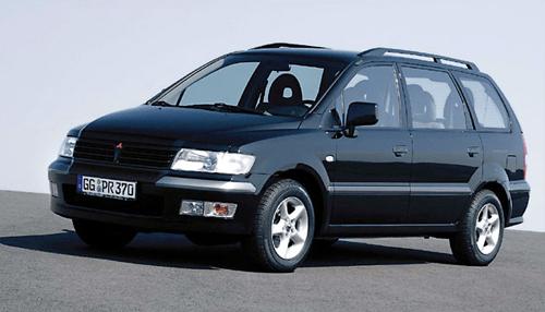 Mitsubishi Space Wagon European sales figures