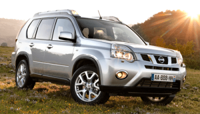 Nissan-X-Trail-auto-sales-statistics-Europe