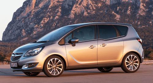 Opel-Meriva-auto-sales-statistics-Europe