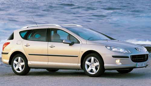 Peugeot-407-auto-sales-statistics-Europe