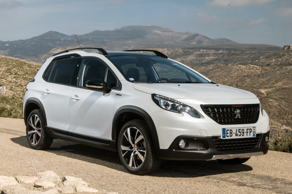 Auto Sales Europe Data: Peugeot 2008 European Sales Figures