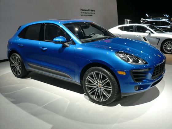 Porsche-Macan-auto-sales-statistics-Europe