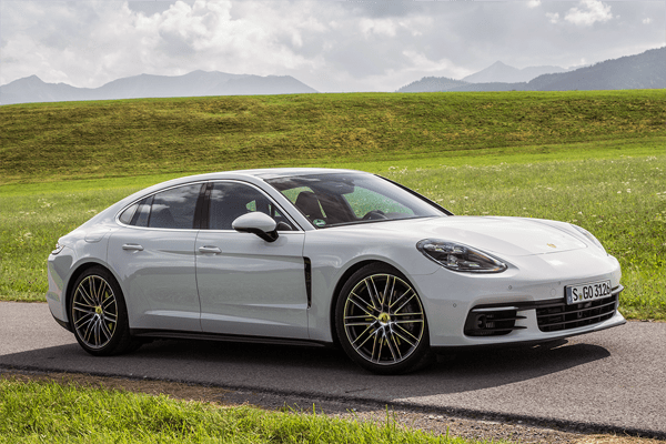 Porsche Panamera European Sales Figures
