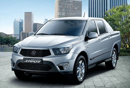 SsangYong-Actyon-Sport-auto-sales-statistics-Europe