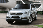 SsangYong-Rexton-auto-sales-statistics-Europe