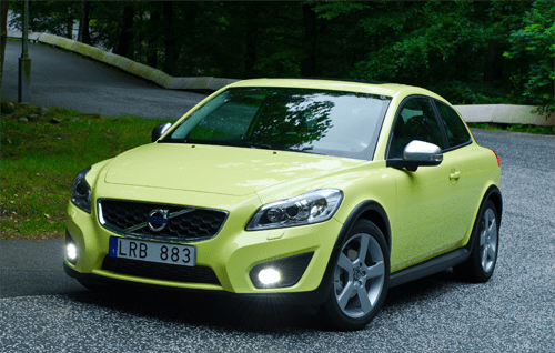 Auto Sales Europe Data: Volvo C30 European Sales Figures