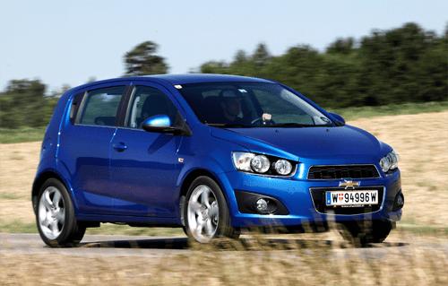 Chevrolet Aveo And Daewoo Kalos European Sales Figures