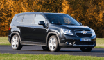 Chevrolet-Orlando-auto-sales-statistics-Europe