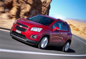 Chevrolet-Trax-auto-sales-statistics-Europe