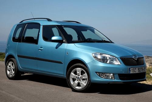 Skoda-Roomster-auto-sales-statistics-Europe
