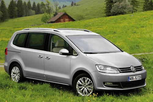 volkswagen sharan european sales figures. Black Bedroom Furniture Sets. Home Design Ideas