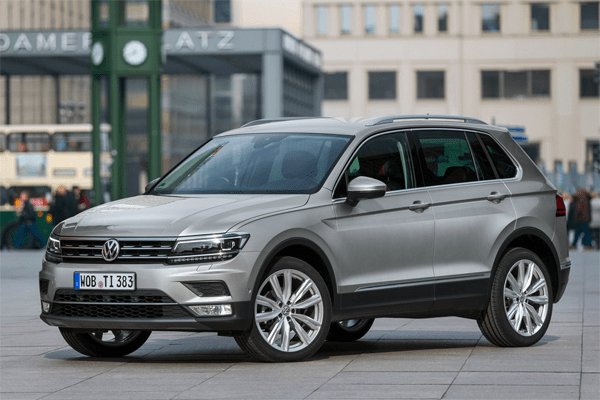 volkswagen tiguan european sales figures. Black Bedroom Furniture Sets. Home Design Ideas