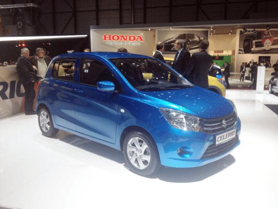 Suzuki-Celerio-Geneva-Autoshow-front