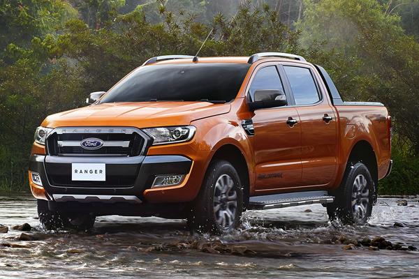Ford_Ranger-auto-sales-statistics-Europe & Ford Ranger European sales figures markmcfarlin.com