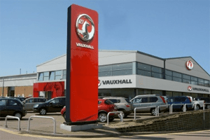 European-car-sales-september-2014-Vauxhall-dealership