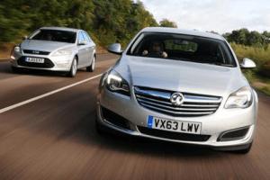 European-car-sales-september-2014-Vauxhall_Insignia-Ford_Mondeo