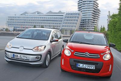 European-car-sales-2019-Q2-Citroen_C1-VW_Up