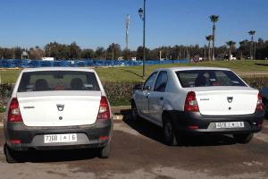 Morocco-rental-car-Dacia_Logan