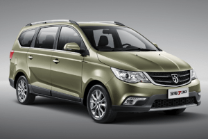 Auto-sales-statistics-China-Baojun