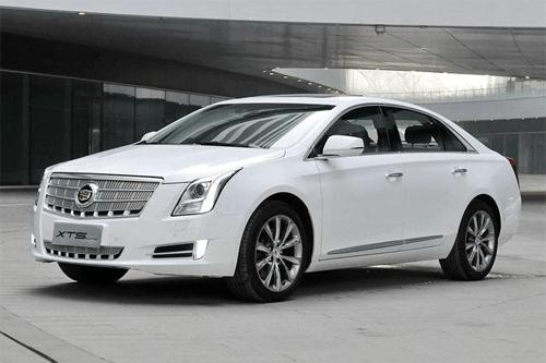 Auto-sales-statistics-China-Cadillac_XTS-sedan