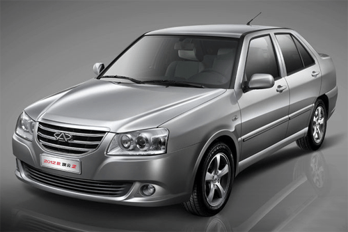 Chery Cowin 2 China Auto Sales Figures