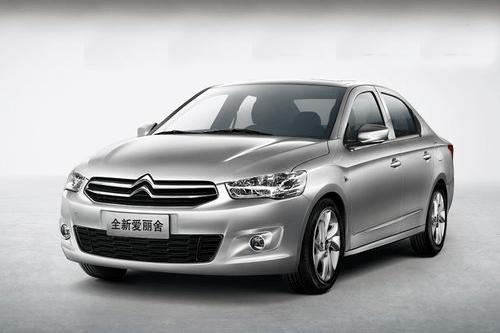 Auto-sales-statistics-China-Citroen_C-Elysee-sedan