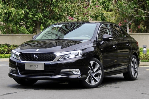 Auto-sales-statistics-China-DS-DS5LS-sedan