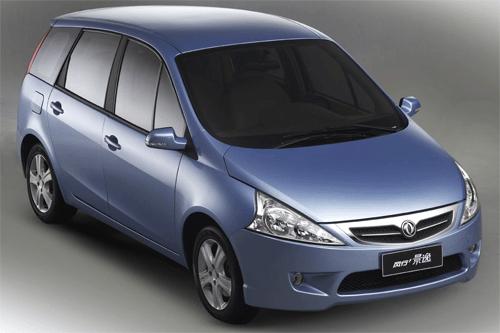 Auto-sales-statistics-China-Dongfeng_Joyear-MPV