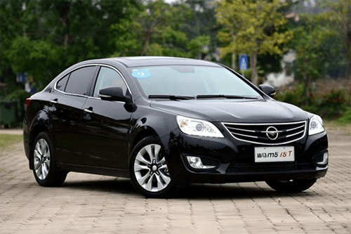 Auto-sales-statistics-China-Haima_M8-sedan