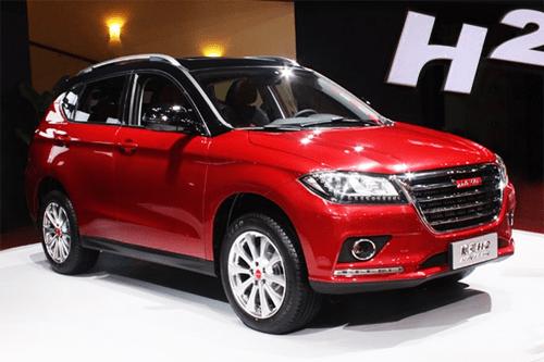 Auto-sales-statistics-China-Haval_H2-SUV