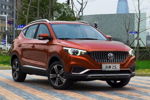 Auto-sales-statistics-China-MG_ZS-SUV