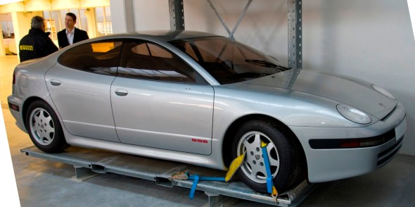Creating-The-Porsche-Sedan-1988-Porsche-989-Panamera-1991-Porsche-932-1987-928-Studie-and-1968-911-4-Door-1