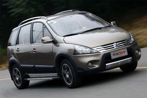 Auto-sales-statistics-China-Dongfeng_Joyear-SUV
