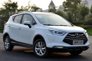 Auto-sales-statistics-China-JAC_Refine_S3-SUV