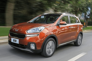 Auto-sales-statistics-China-Kia_KX3-SUV