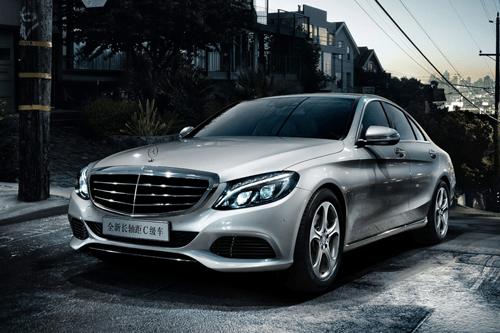 Auto-sales-statistics-China-Mercedes_Benz_C_Class_L-sedan