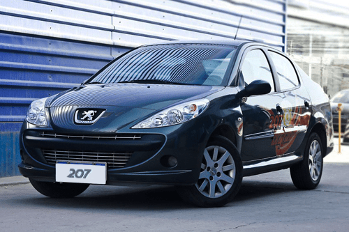 Auto Sales Data Today: Peugeot 207 China Auto Sales Figures